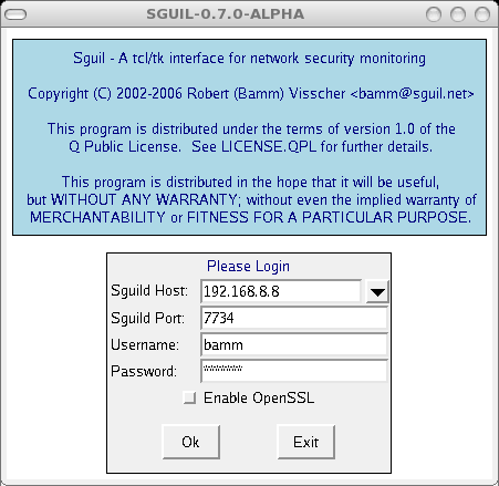 Sguil - Open Source Network Security Monitoring
